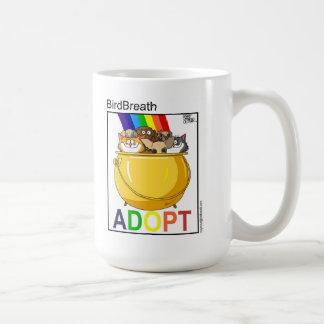 Adopt Coffee Mug