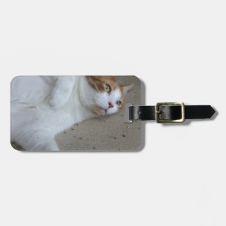 ADOPT Cuddle Buttons Luggage Tag