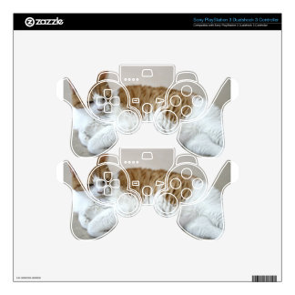 ADOPT Cuddle Buttons PS3 Controller Skin
