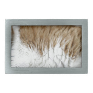 ADOPT Cuddle Buttons Rectangular Belt Buckle