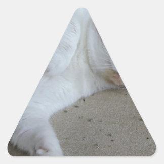 ADOPT Cuddle Buttons Triangle Sticker