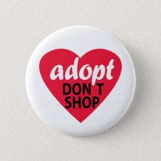 Adopt Dont Shop Button