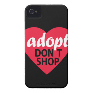 Adopt Dont Shop Case-Mate iPhone 4 Case