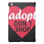 Adopt Dont Shop iPad Mini Case