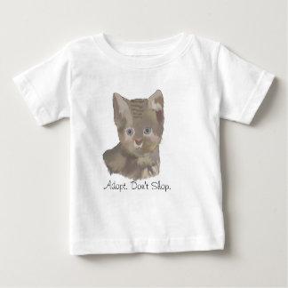 """Adopt. Don't Shop."" Kid/Baby T-shirt"