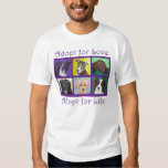 Adopt for Love, Adopt for Life Tee Shirt