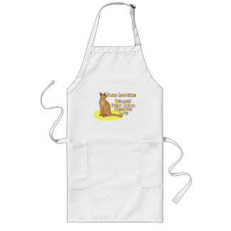 Adopt From The Pound Long Apron