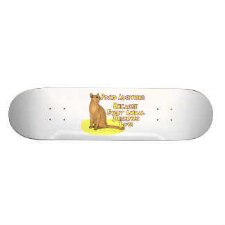Adopt From The Pound Skate Board Deck