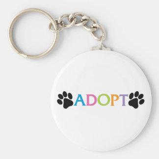 Adopt Key Chains