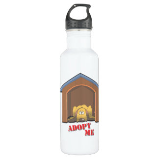 Adopt Me Stainless Steel Water Bottle