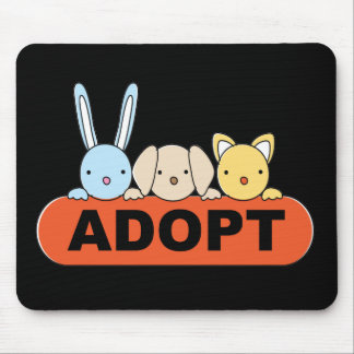 Adopt Mouse Pad