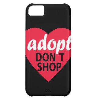 Adopt no hace compras