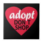 Adopt no hace compras tejas  ceramicas