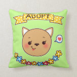 Adopt Pillow