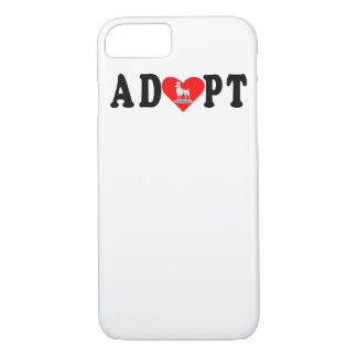 Adopt Poodle iPhone 8/7 Case