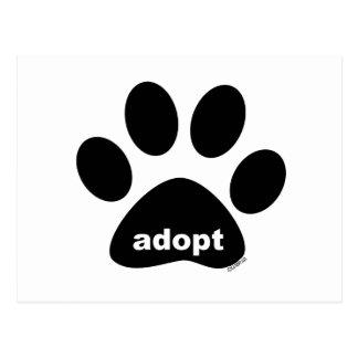 Adopt Postcard