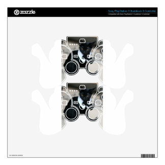 ADOPT Pugsy PS3 Controller Decal