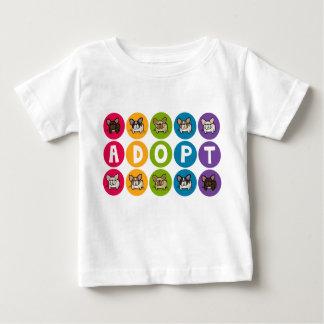 Adopt Rainbow Frenchie Shirt
