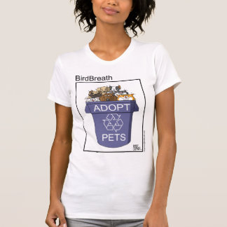 Adopt Recycled Pets Tank