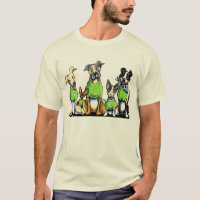 Adopt Shelter Dogs Green Tees Think Adoption