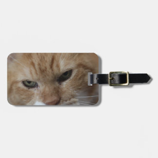 ADOPT Tiger Bag Tag