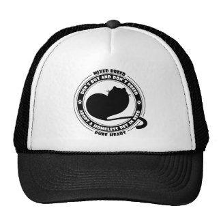 Adopte a un mascota en necesidad gorra
