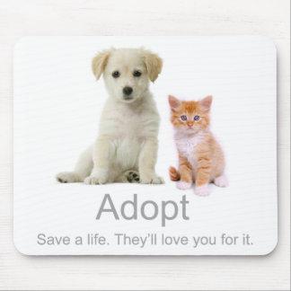 adopte a un mascota tapetes de ratones