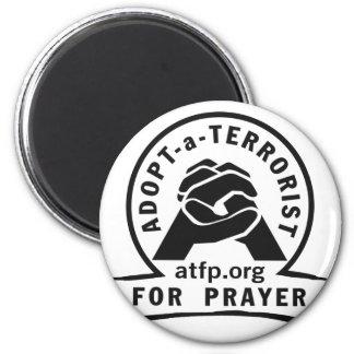 Adopte a un terrorista para el rezo imanes de nevera