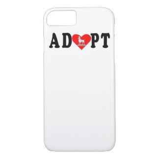Adopte el caniche funda iPhone 7