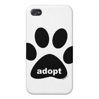 Adopte iPhone 4 Fundas