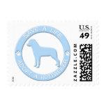 Adopte los sellos de Rottweiler