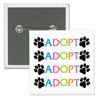 Adopte Pin
