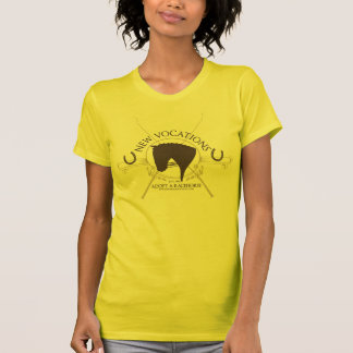 Adopte un caballo de carreras camisetas