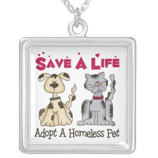 Adopte un collar sin hogar del mascota