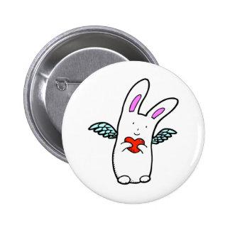 ¡Adopte un conejo y ame Somebunny! Pin