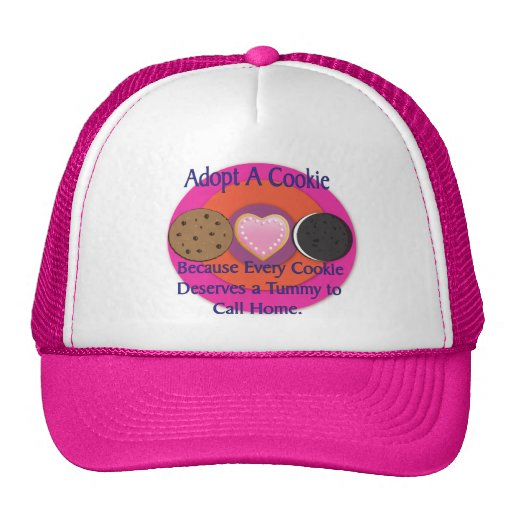 Adopte un gorra de la galleta