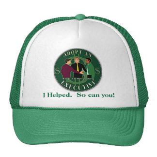 Adopte un gorra ejecutivo