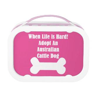 Adopte un perro australiano del ganado