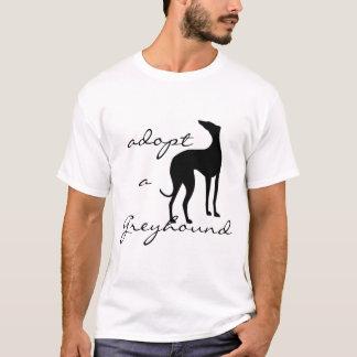 Adopte un perro del galgo playera