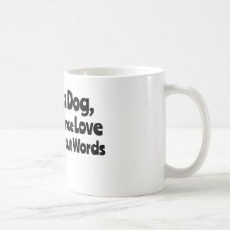 Adopte un perro taza clásica