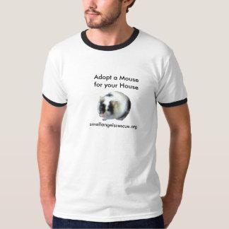 Adopte un ratón para su casa camisas