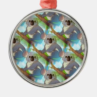 ¡Adopte una koala! Ornamento Para Arbol De Navidad