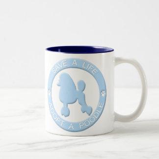 Adopte una taza del caniche