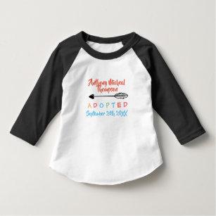 f3c8cbed Adoption T-Shirts - T-Shirt Design & Printing | Zazzle