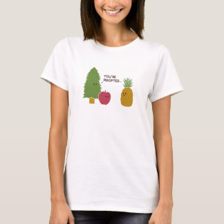 Adopted pineapple T-Shirt