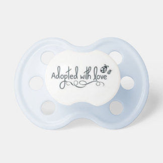 Adopted with Love! Pacifier