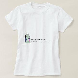 Adoptee Citizenship Act T-Shirt