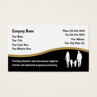 Adoption Business Cards