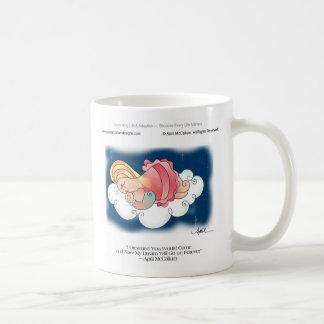 ADOPTION DREAMS Mug by April McCallum