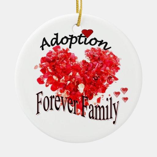 Adoption Forever Family Ornament